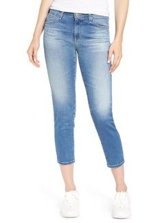 AG Adriano Goldschmied Prima Crop Cigarette Jeans