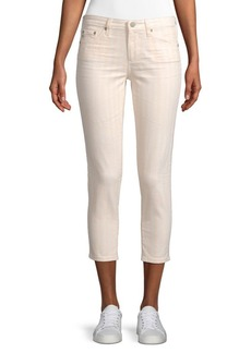 AG Adriano Goldschmied Prima Cropped Jeans