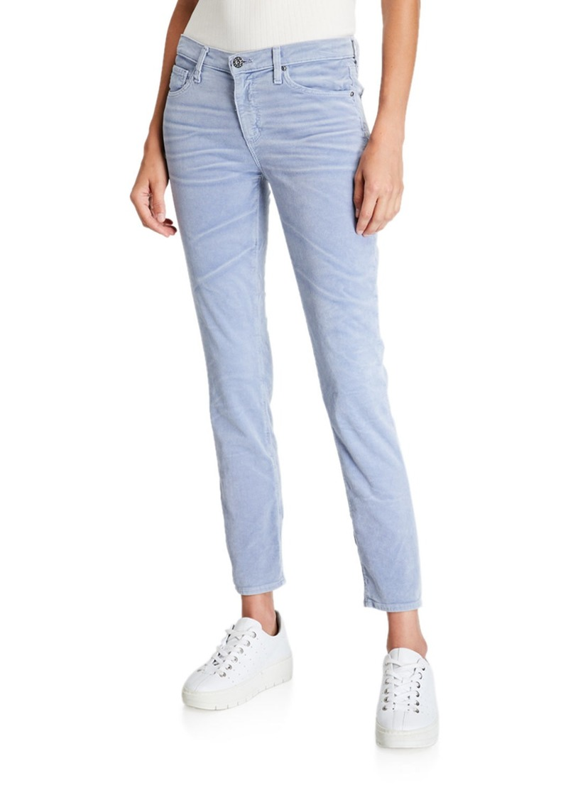 AG Adriano Goldschmied Prima Mid-Rise Cigarette Ankle Jeans