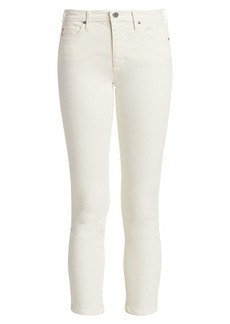 AG Adriano Goldschmied Prima Mid-Rise Crop Cigarette Jeans