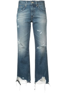 AG Adriano Goldschmied rhett cropped jeans