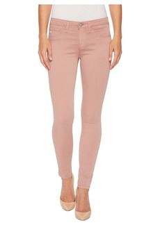 Sateen Leggings Ankle in Misty Mauve