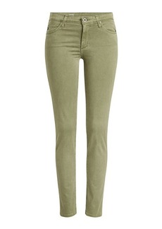 AG Adriano Goldschmied Skinny Pants with Cotton