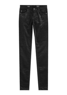 AG Adriano Goldschmied Skinny Velvet Pants