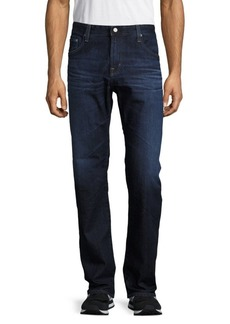 AG Adriano Goldschmied Matchbox Slim Straight Jeans