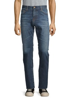 AG Adriano Goldschmied Slim-Fit Straight Jeans