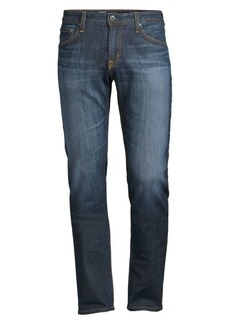 AG Adriano Goldschmied Slim-Fit Tellis Five-Pocket Jeans