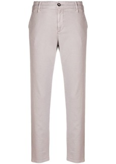 AG Adriano Goldschmied slim-fit trousers