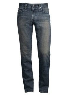 AG Adriano Goldschmied Slim Straight-Fit Graduate 8 Years Jeans