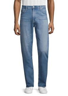 AG Adriano Goldschmied Slim Straight-Leg Jeans