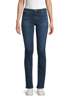 AG Adriano Goldschmied Straight-Fit Jeans