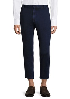 AG Adriano Goldschmied Sulfur Slim Straight Crop Pant