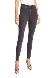 AG Adriano Goldschmied Super High-Rise Skinny Jeans