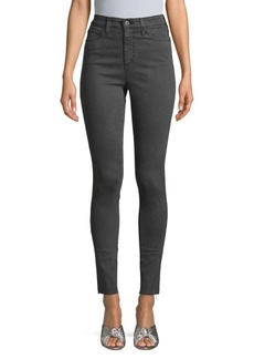 AG Adriano Goldschmied Super-High Rise Skinny Jeans