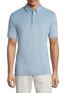 AG Adriano Goldschmied Tarrant Solid Polo