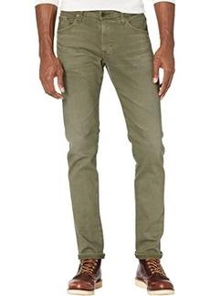 AG Adriano Goldschmied Tellis Modern Slim Leg Jeans in 7 Years Sulfur Fresh Jive