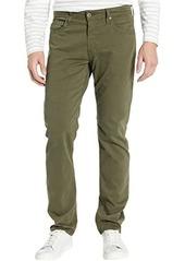AG Adriano Goldschmied Tellis Modern Slim Leg Jeans in Dark Algae