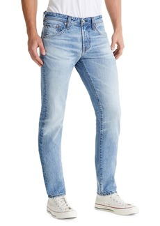 AG Adriano Goldschmied Tellis Patched Distressed Jeans