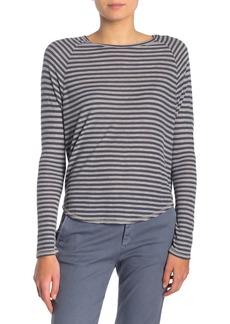 AG Adriano Goldschmied The Anne Raglan Long Sleeve T-Shirt