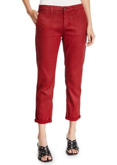 AG Adriano Goldschmied The Caden Tailored Denim Trousers