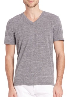 AG Adriano Goldschmied The Commute V-Neck Tee