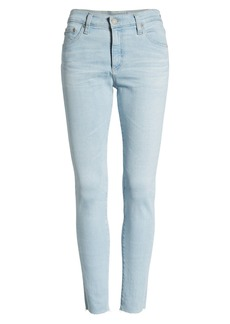 AG Adriano Goldschmied The Farrah High Waist Ankle Skinny Jeans (13 Years Flowing)