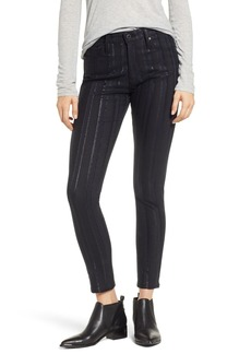 AG Adriano Goldschmied The Farrah High Waist Ankle Skinny Jeans