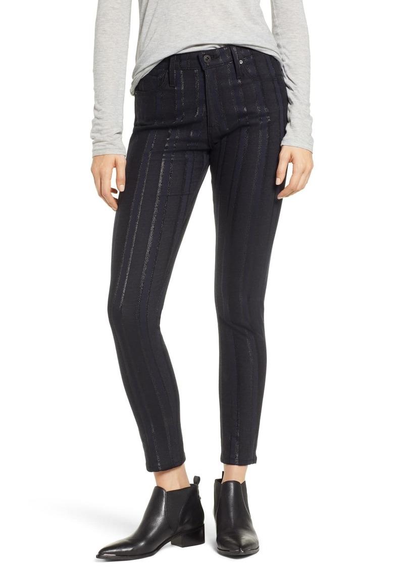 AG Adriano Goldschmied The Farrah High Waist Ankle Skinny Jeans