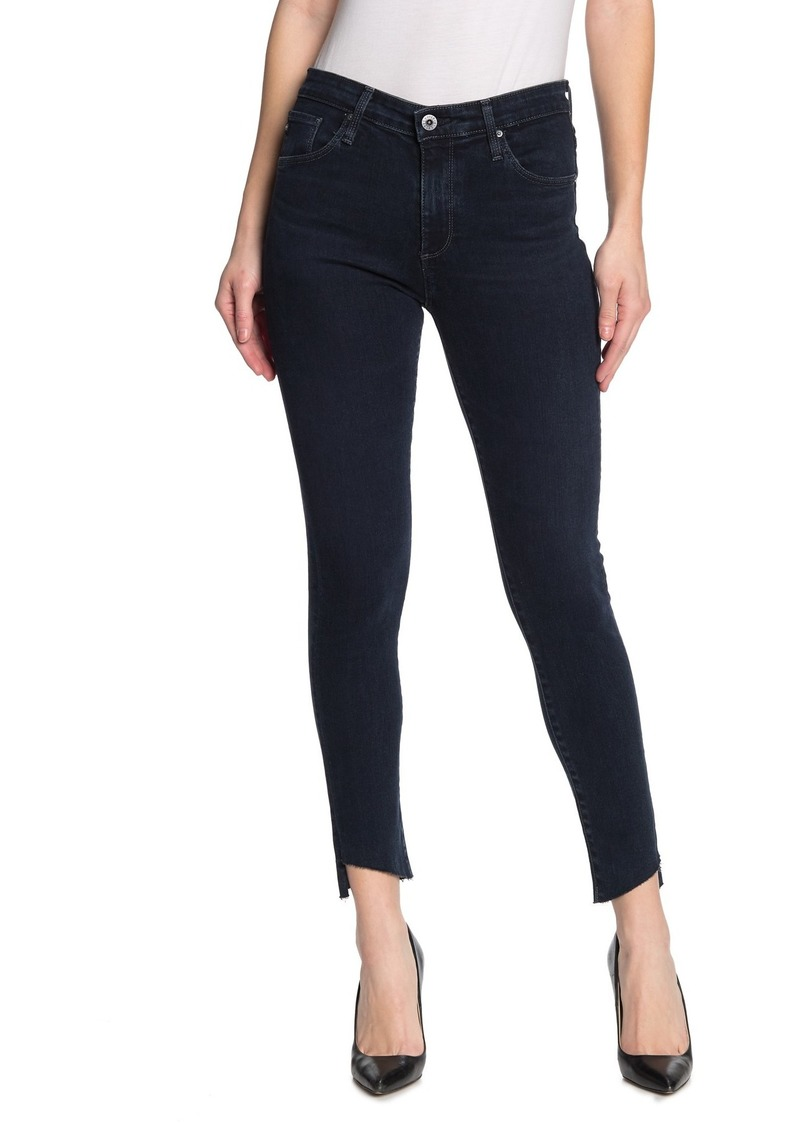 AG Adriano Goldschmied The Farrah Skinny Ankle Jeans