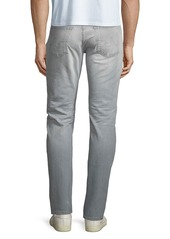 AG Adriano Goldschmied The Graduate Slim-Straight Jeans  21 Years Outline