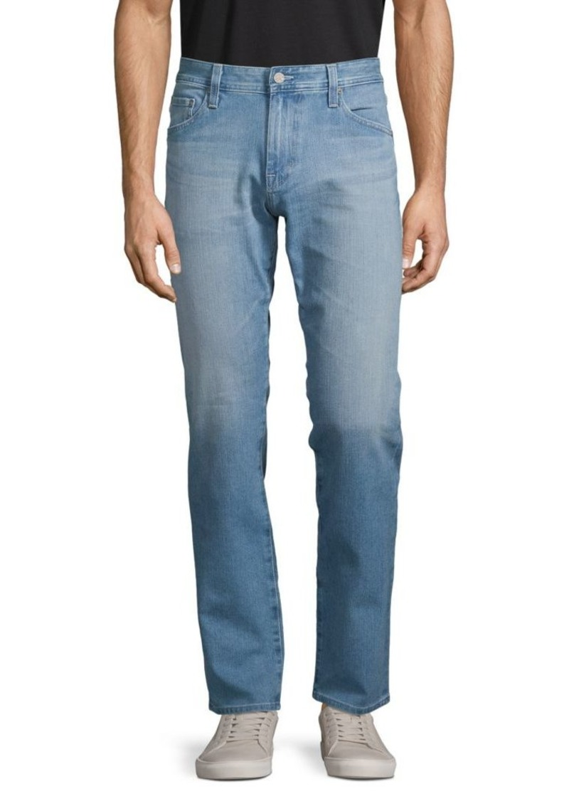 AG Adriano Goldschmied The Graduate Tailored-Leg Jeans