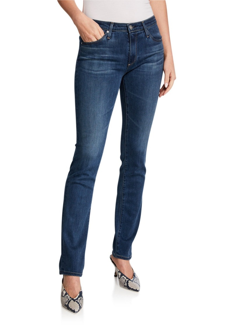 AG Adriano Goldschmied The Harper Essential Straight Skinny Jeans