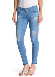 AG Adriano Goldschmied The Legging Released Hem Super Skinny Jeans