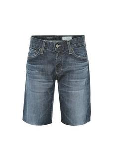 AG Adriano Goldschmied The Nikki denim shorts