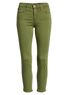 AG Adriano Goldschmied The Prima Crop Skinny Jeans