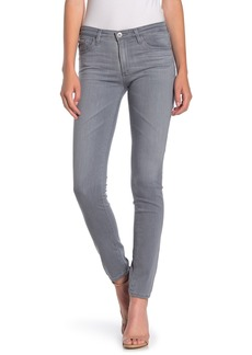 AG Adriano Goldschmied 'The Prima' Mid Rise Cigarette Skinny Jeans (Seamless)