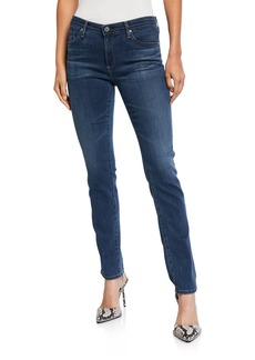 AG Adriano Goldschmied The Prima Mid Rise Jeans
