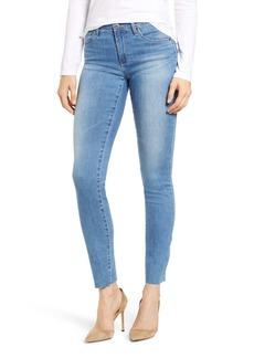 AG Adriano Goldschmied The Prima Raw Hem Slim Jeans