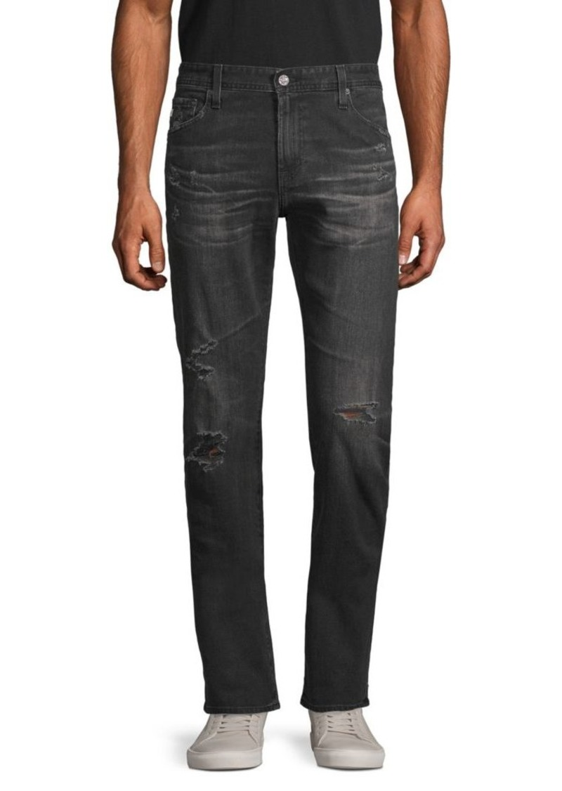 AG Adriano Goldschmied The Tellis Modern Slim-Fit Jeans