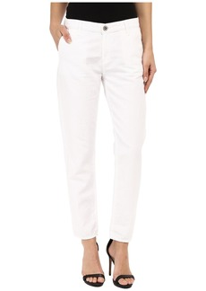 AG Adriano Goldschmied The Tristan Trousers in White