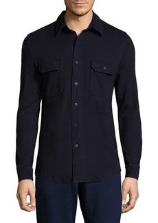 AG Adriano Goldschmied Wok Shirt Jacket