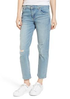 AGOLDE Isabel Ankle Slim Boyfriend Jeans (Dreamer)