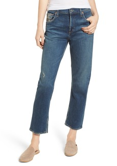 AGOLDE Isabel Ankle Slim Boyfriend Jeans (Sanctuary)
