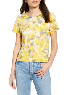 AGOLDE Linda Tie Dye Boxy Organic Cotton T-Shirt
