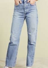 AGOLDE Mid Rise 90's Loose Fit Jeans