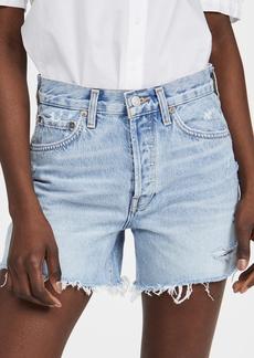 AGOLDE Parker Long Loose Vintage Shorts