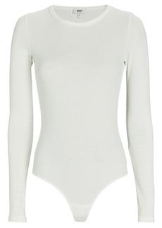 Agolde Leila Long Sleeve Bodysuit