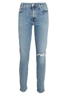Agolde Sophie Skinny Ankle Jeans