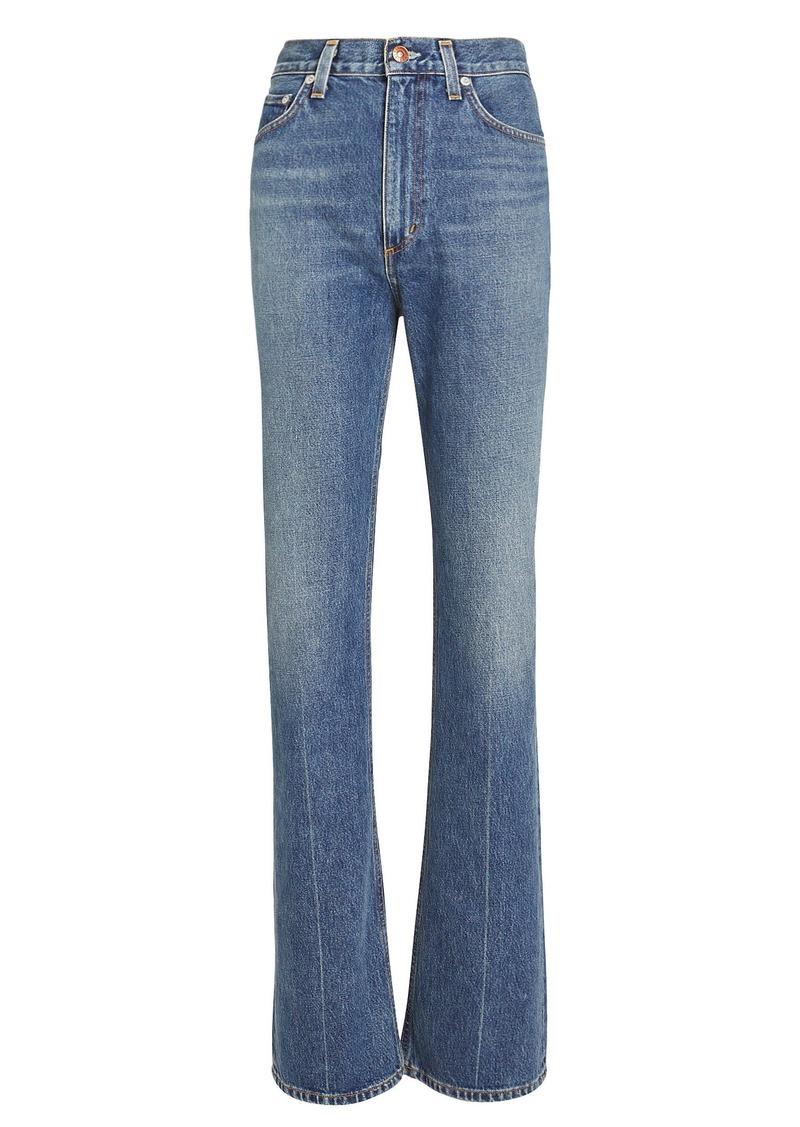 Agolde Vintage Flare High-Rise Jeans