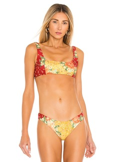 Agua Bendita x REVOLVE Colleen Bikini Top